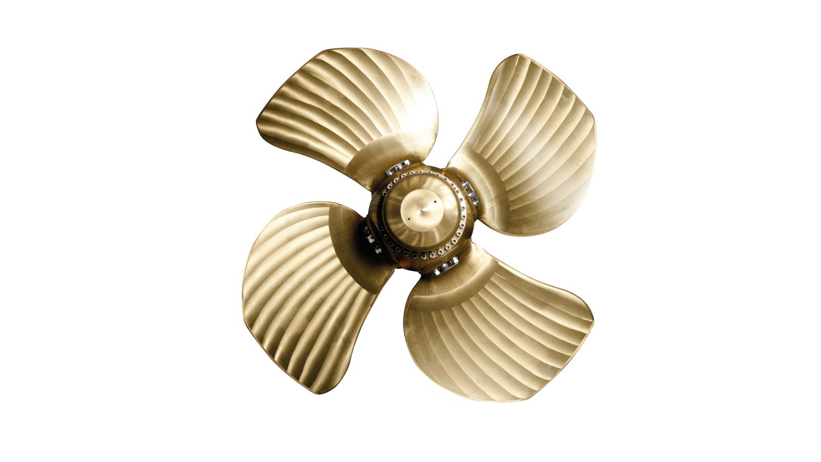 Controllable-pitch propeller (Marine Propulsion Propeller, MPP)