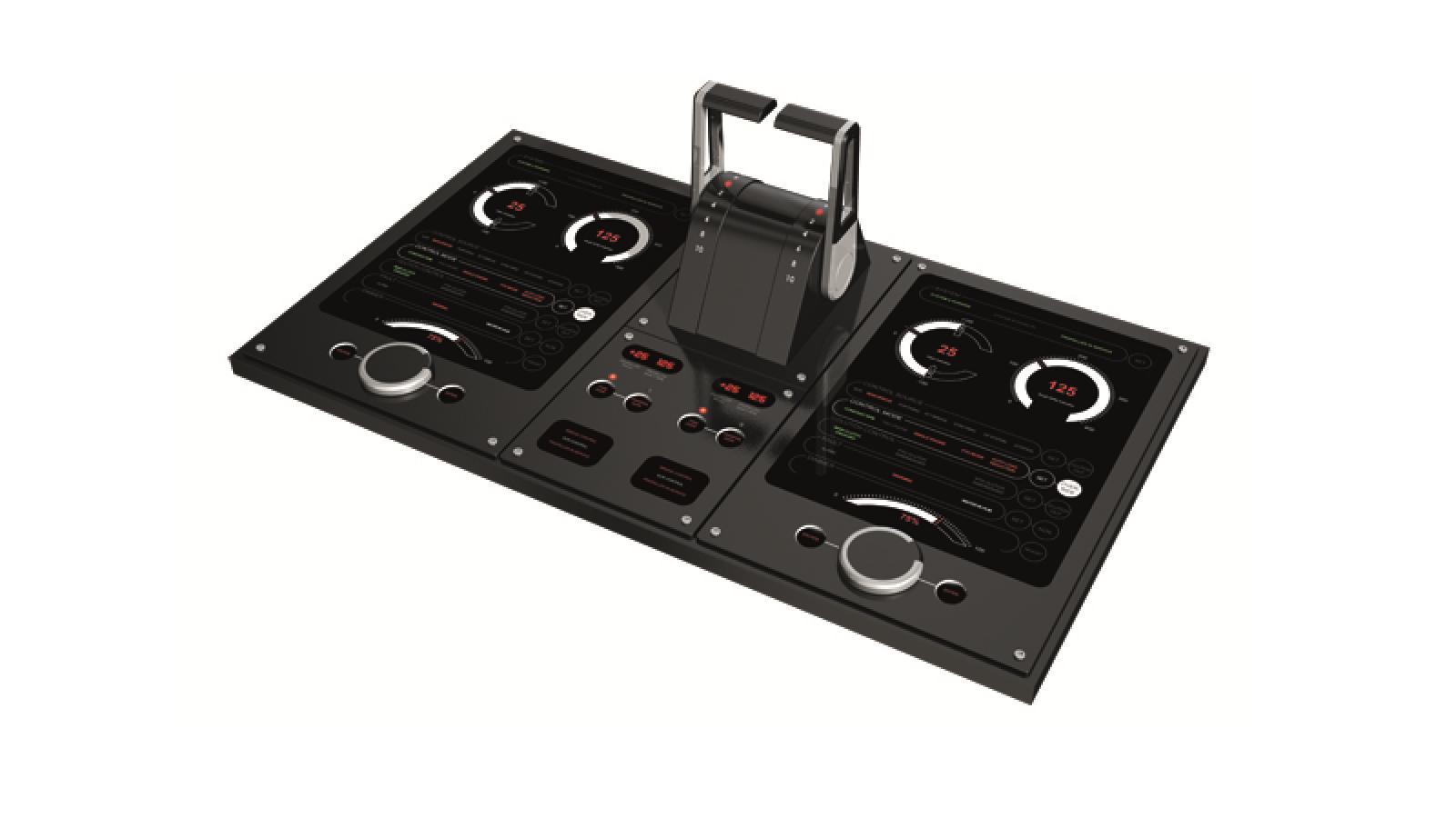 System control (Marine Propulsion Control, MPC)