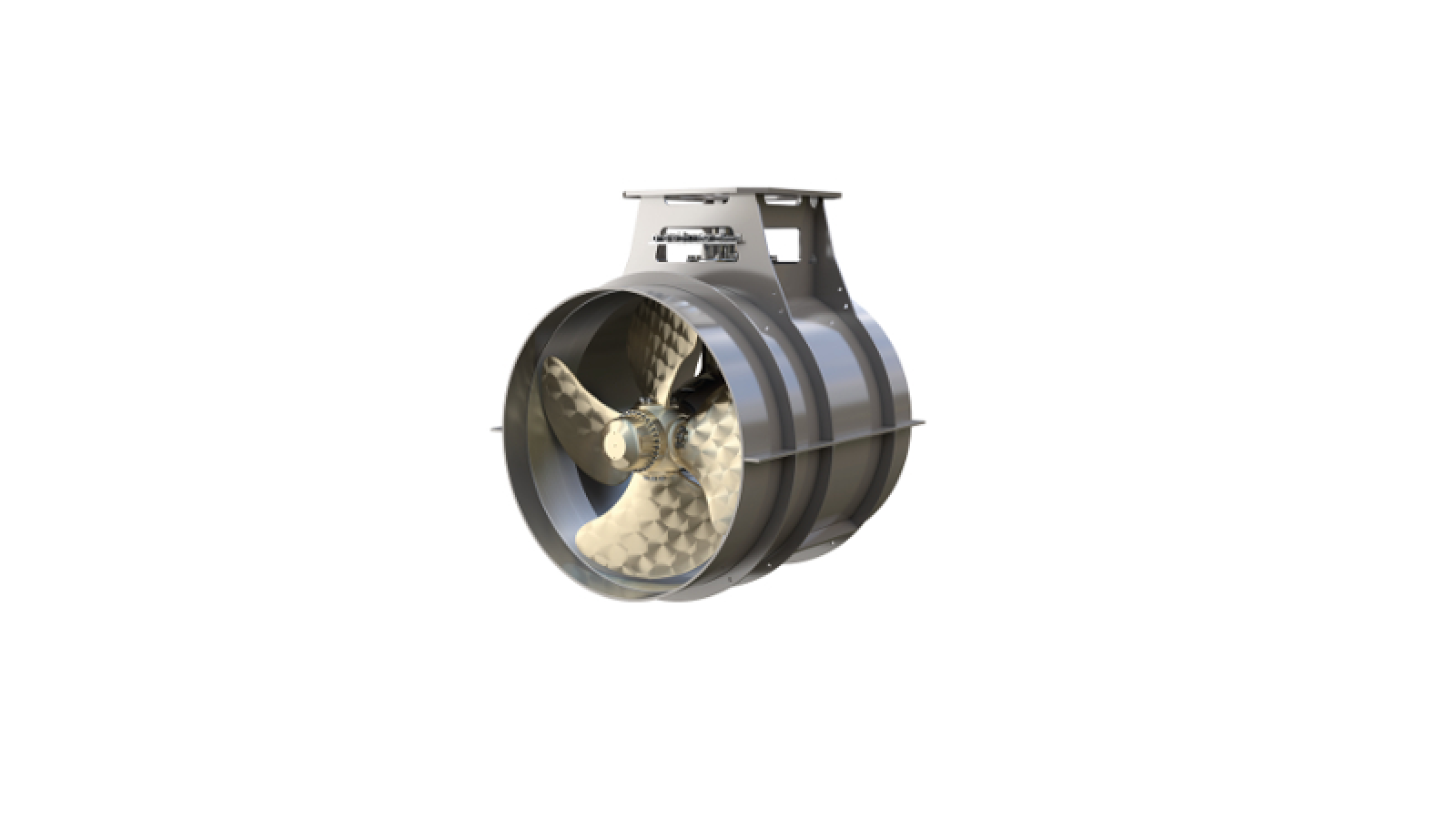 Transverse thrusters (Marine Thruster Transverse, MTT)